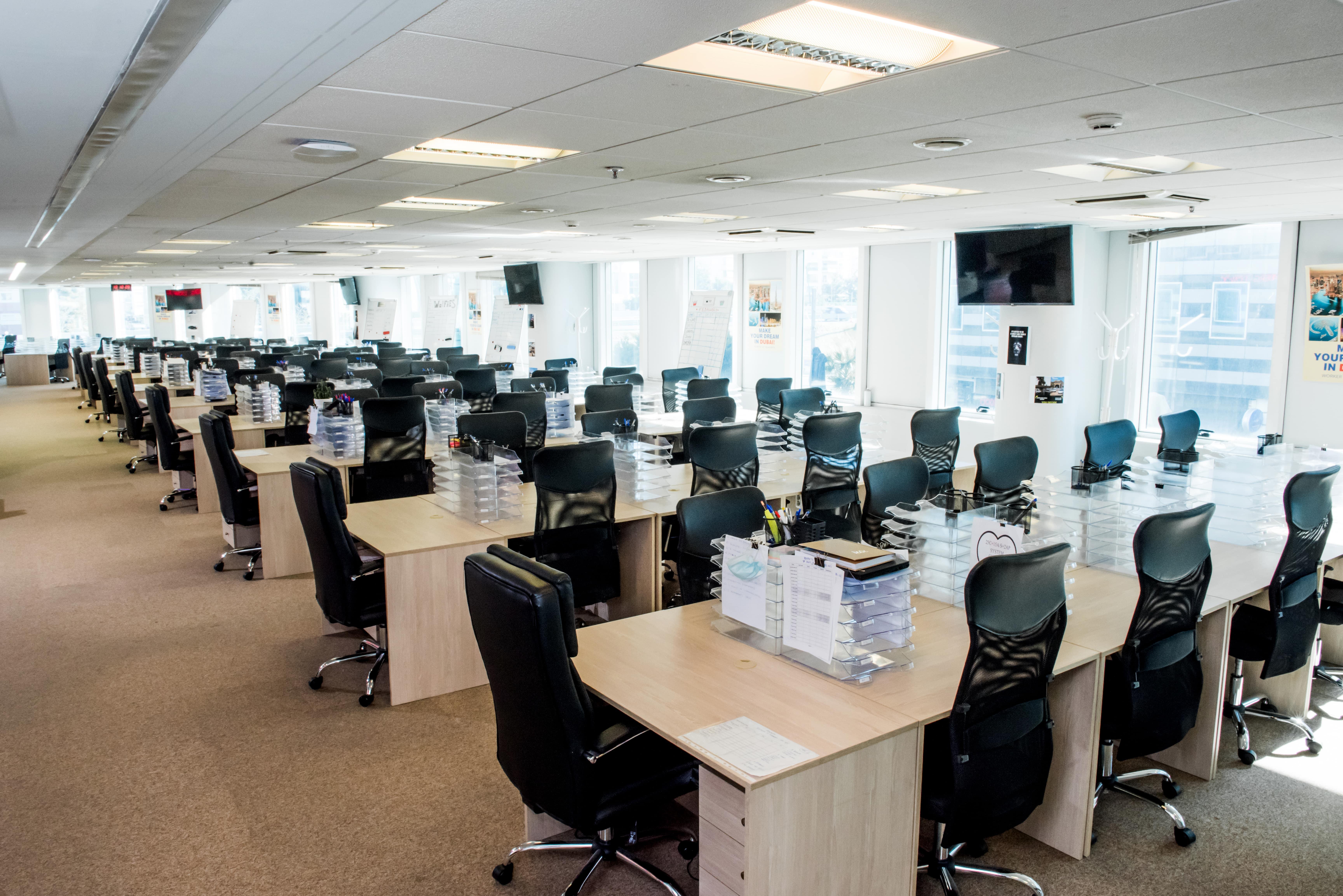 Γραφείο στην Aegean Equity