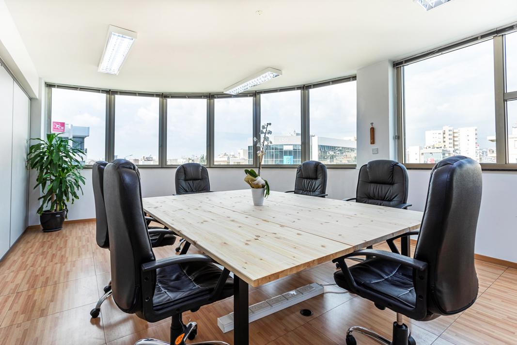ProfitLevel meeting room
