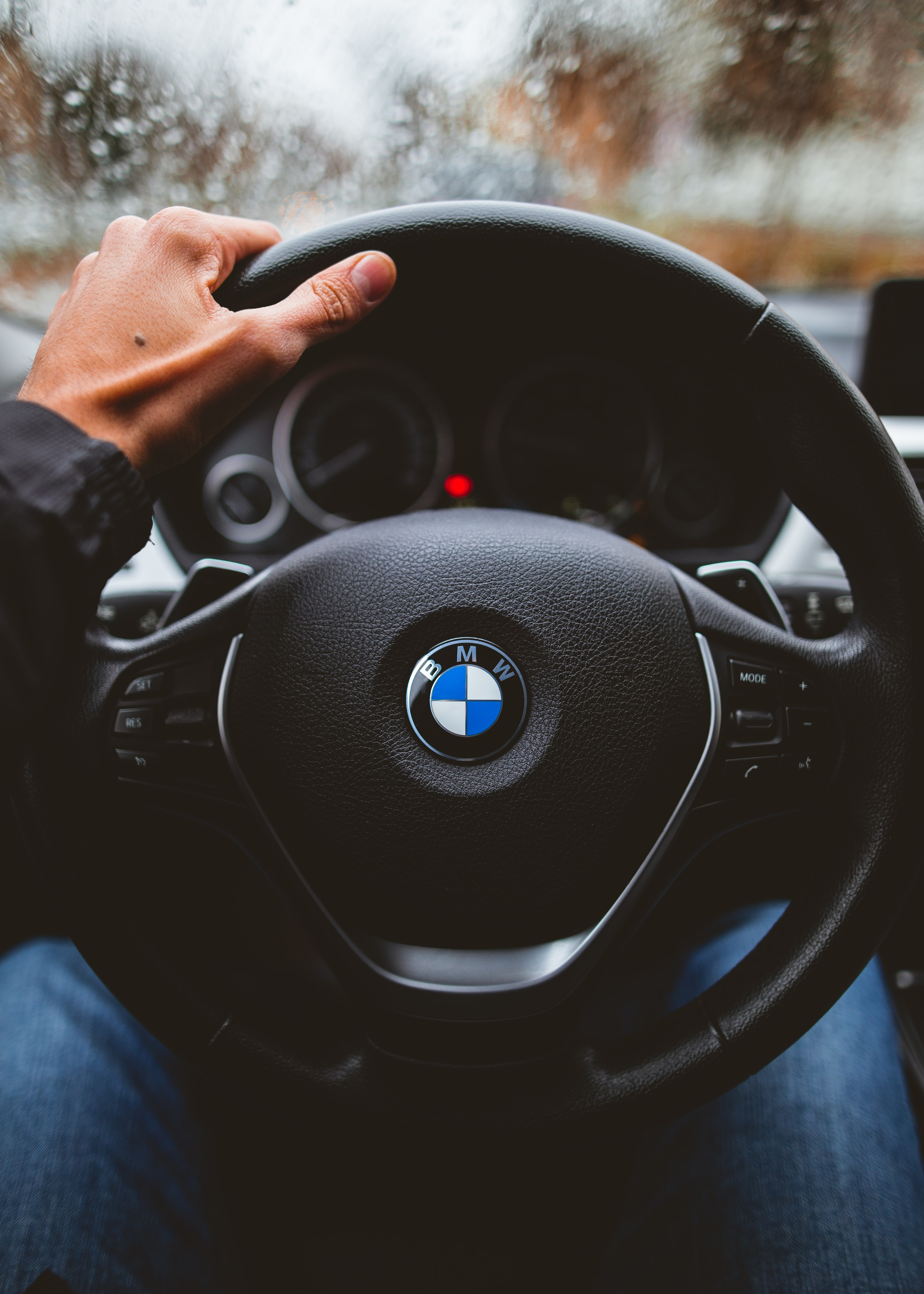 Why such big growth of BMW stock?