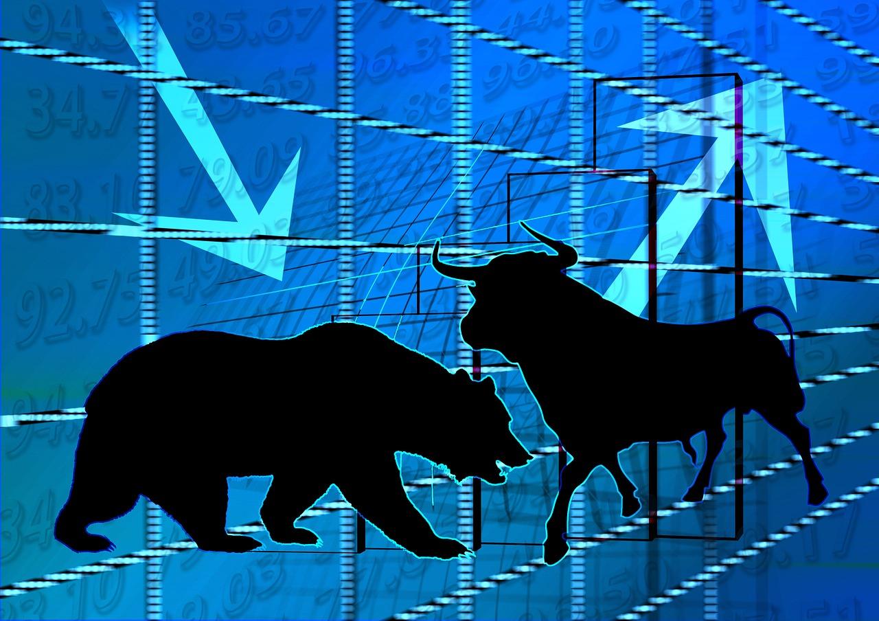 Profitlevel   Na pádu akcií se dá vydělat, nese to i vysoká rizika