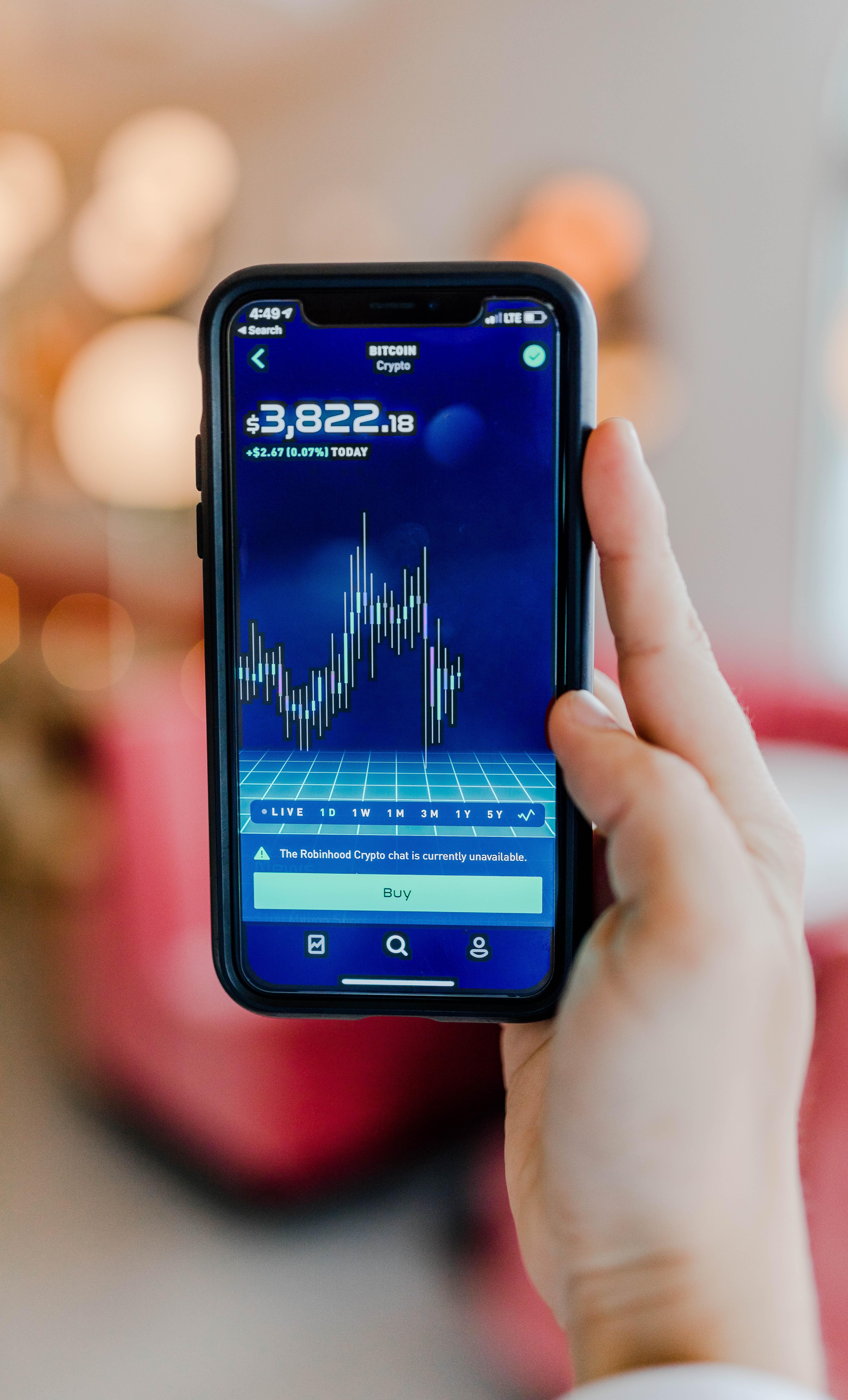 Profitlevel | Zlomový okamžik pro kryptoměny