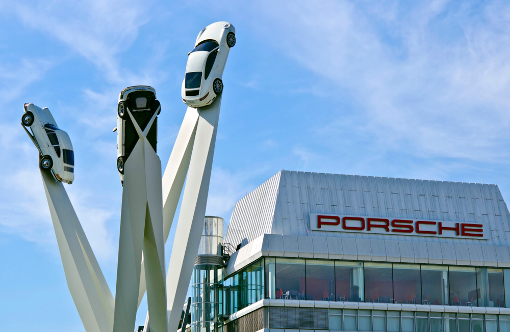 Porsche is setting up joint venture with Croatian Rimac and Bugatti