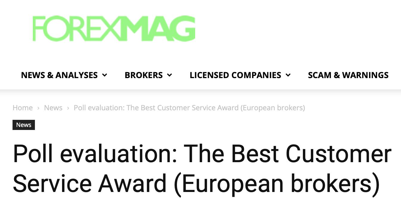 CapitalPanda   FOREX-MAG zveřejnil výsledky soutěže o nejlepšího brokera: CapitalPanda v TOP 5