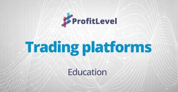 Profitlevel   Obchodné platformy